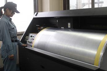大型デジタルプリンター